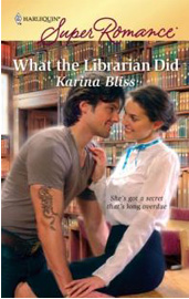what the librarian did US